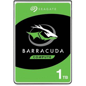 Seagate BarraCuda 1TB
